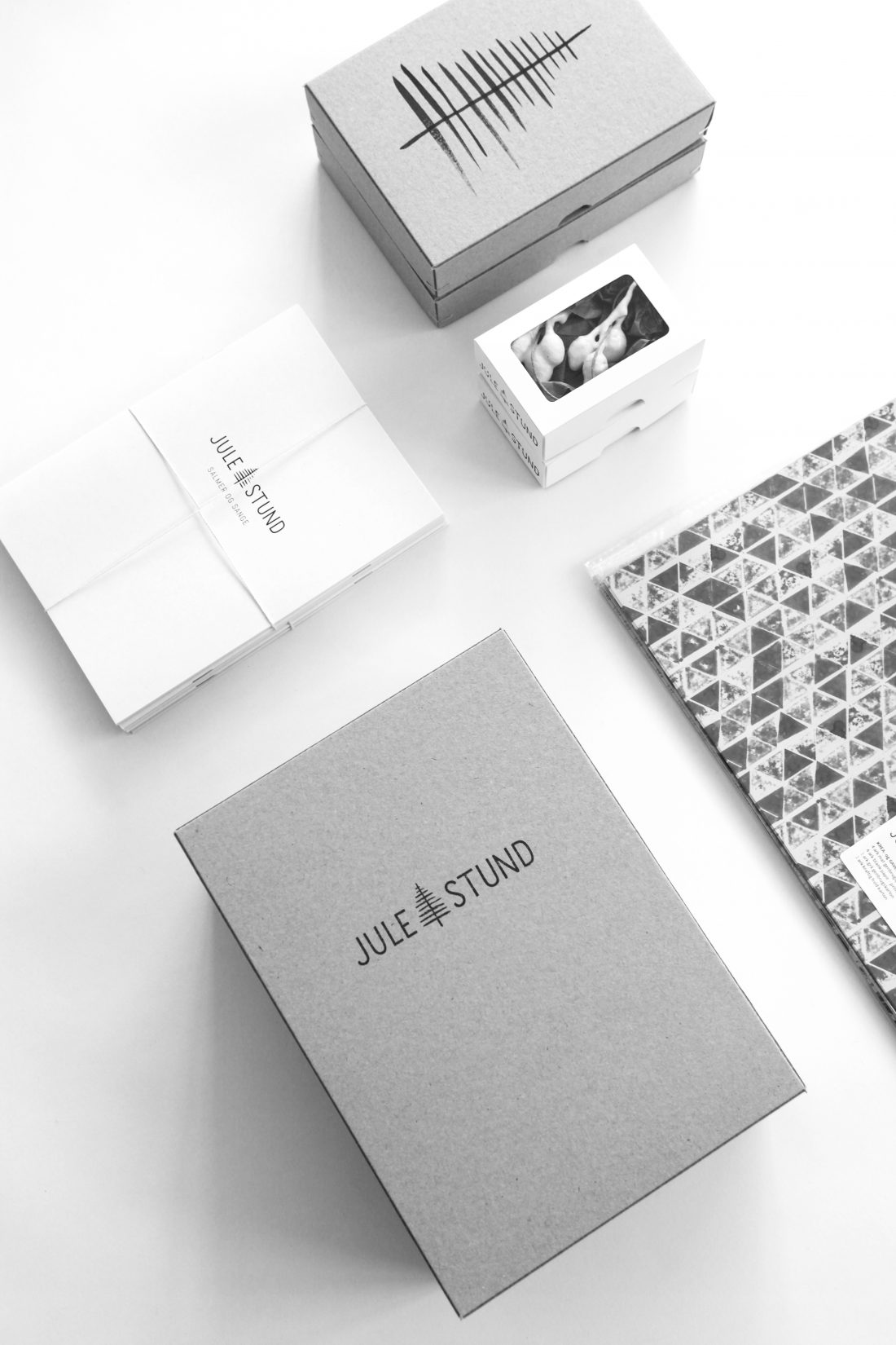 Julestund packaging