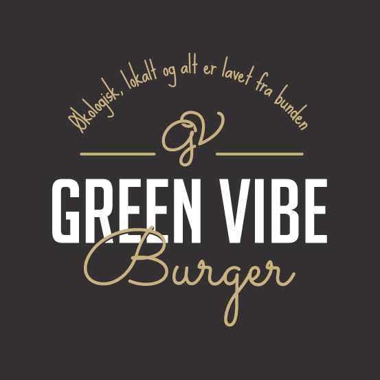green vibe burger logo