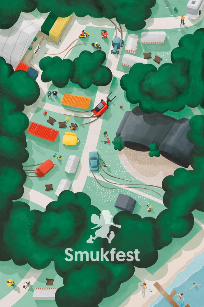 smukfest illustration