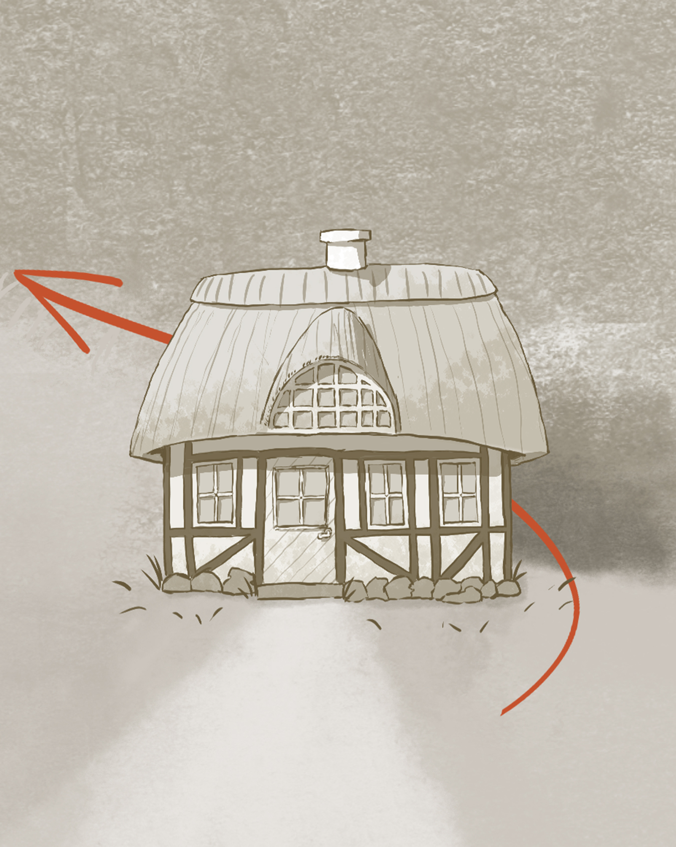Sondrup B&B illustration